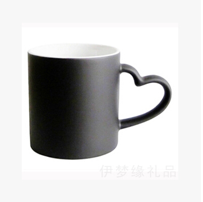 2015 Creative valentine s day gifts customized picture cup magic cup of milk cup of coffee