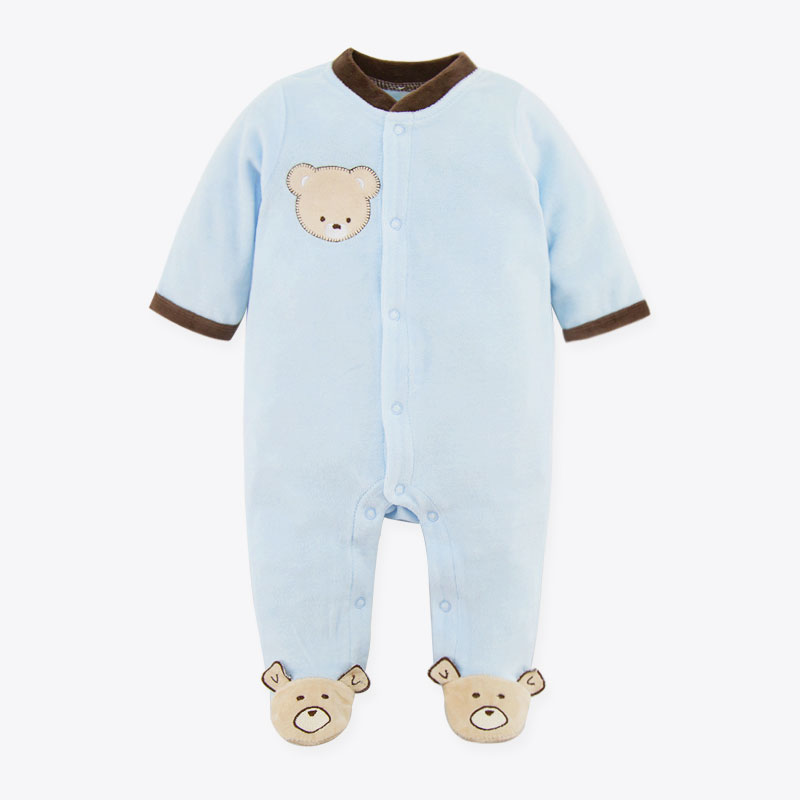 2016 New Similar Newborn Baby Rompers Long Sleeve Toddler One-piece Jumpsuit Clothing Baby Girl Boy Clothes(China (Mainland))