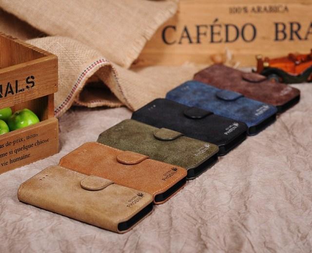 Case iPhone 5C Phoenix Wallet różne kolory