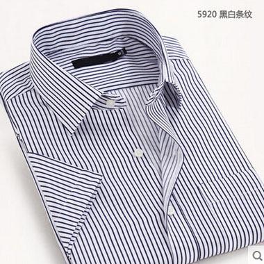 Men Shirt Camisa Short Sleeve Shirt Casual Camisa Masculina Big Size Men Clothing Brand Shirt Men