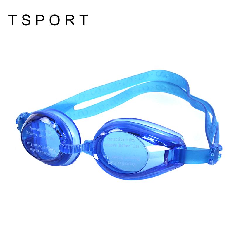 Children Anti Fog Swimming Safety Goggles Optics Glasses Girls Boys Water-proof Swim Cheap Cheapest Eyewear Oculos De Sol(China (Mainland))