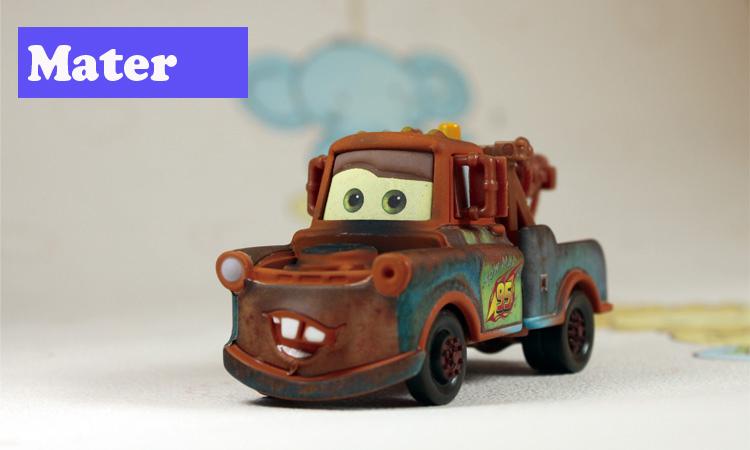 100% original !! Mater Pixar Cars diecast figure TOY car New alloy model metal(China (Mainland))