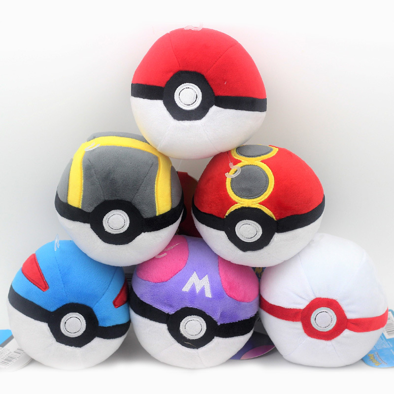 Plush toy figures 12CM Toys Pokemon Toy Soft Stuffed Anime Cartoon Dolls xmas gift Doll MTY483(China (Mainland))