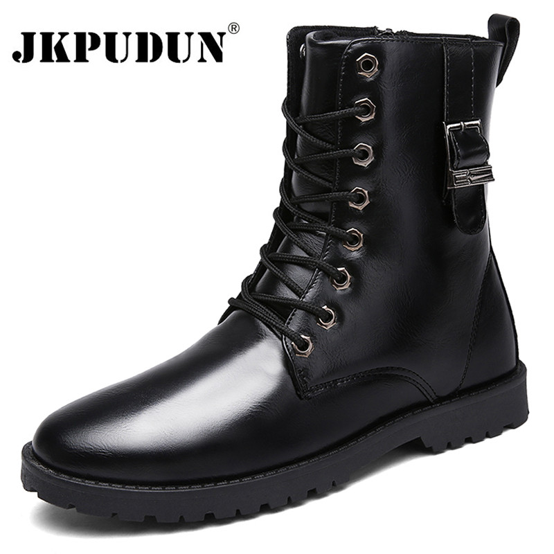 Online Get Cheap Fashion Combat Boots for Men -Aliexpress.com