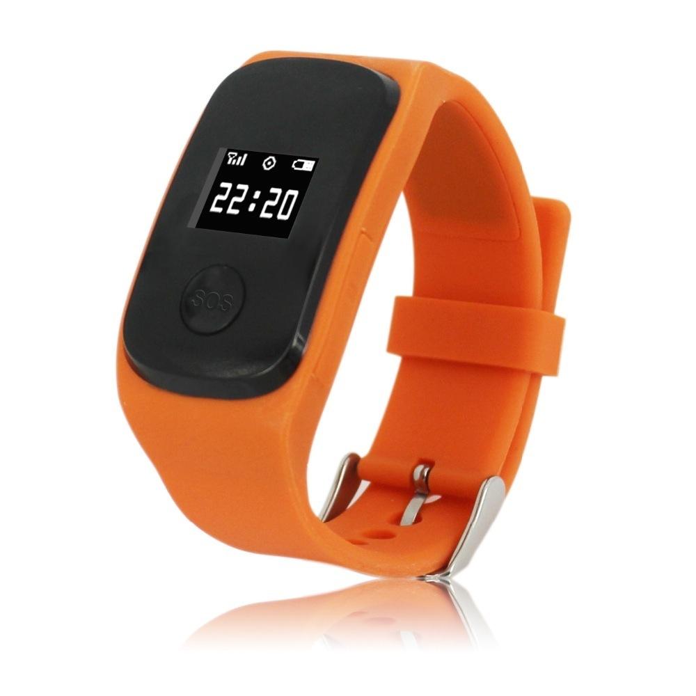 Kids SOS Watch ZGPAX S22 Tracking Smartwatch Safe Phone For Children GSM GPS Telemonitoring Bidirectional Call