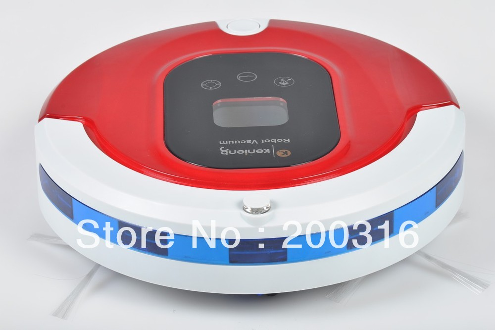 Meitaos Round Robotic Automatic Vacuums Cleaner 440ML