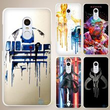 Buy YODA star wars bb8 cute bot Hard White Cell Phone Case Cover Xiaomi Mi Redmi Note 3 3S 4 4A 4C 4S 5 5S Pro for $1.49 in AliExpress store