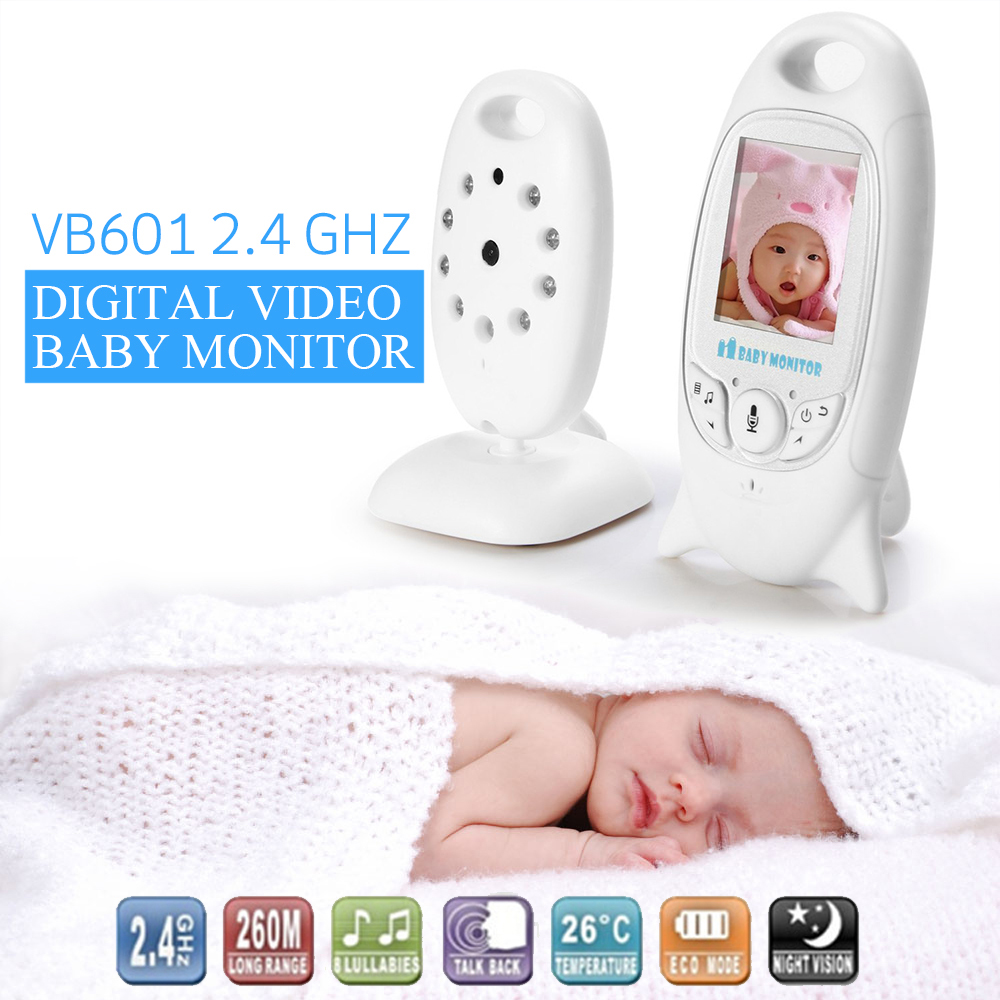 HTB1dui2KpXXXXb8aXXXq6xXFXXXC - 2016 Hot baba electronics video baby monitor 2.4GHz IR Nightvision Temperature monitor 2-way talk 2.0 inch LCD video babysitting