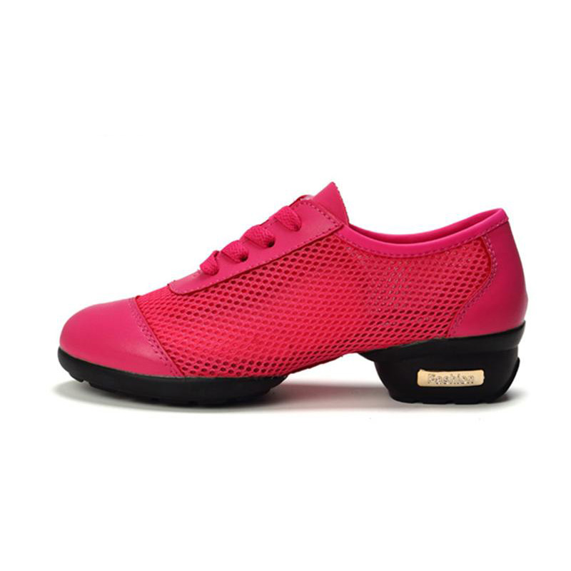 2016 Summer Breathable Women Shoes Female Mesh Soft Sole Elevator Square Platform Flats Casual Dancing Shoes Woman Wholesalers(China (Mainland))