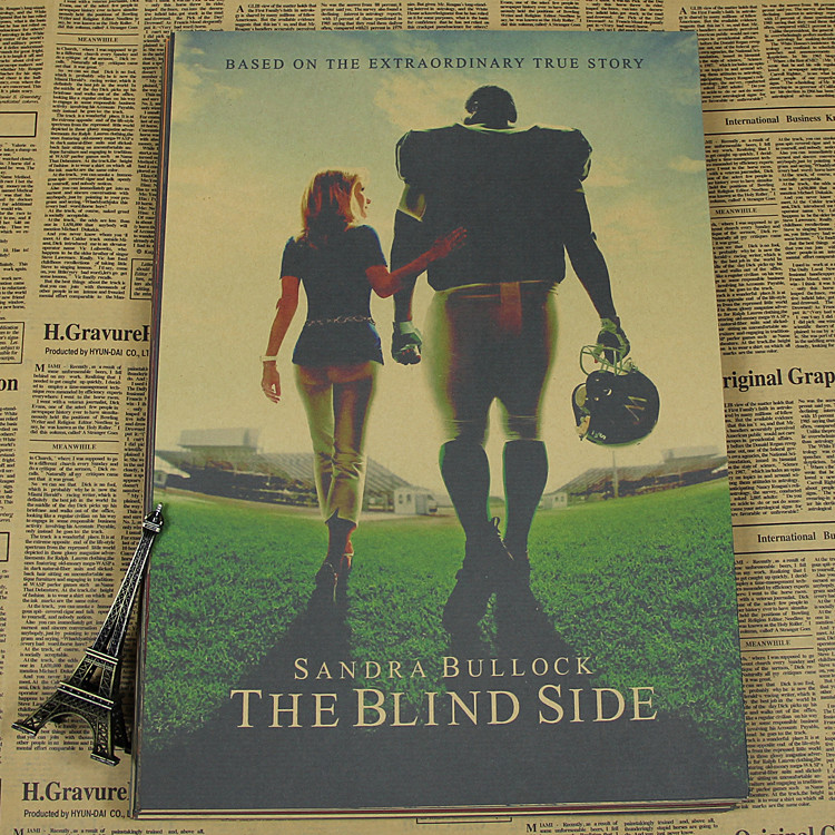 thesis about the movie blind side The blind side was filmed on location in atlanta, georgia, which doubled for memphis, tennessee the house used for the tuohy family was in buckhead.