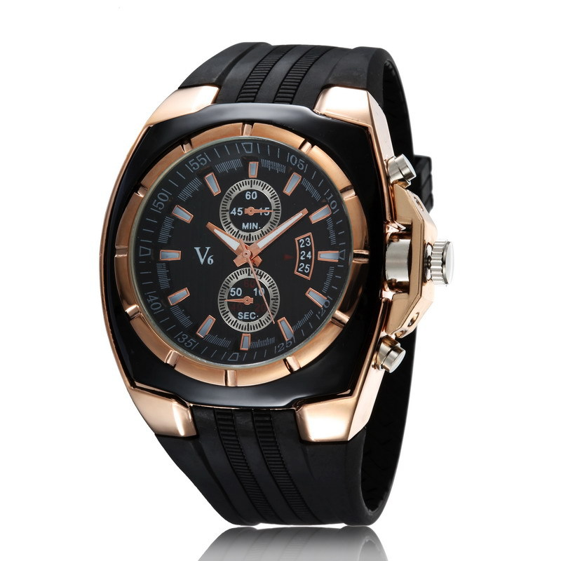 2015 New Brand Watch Waterproof men silicone Quartz Military watch Auto Date Analog Clock Sports Men Wristwatch free shipping(China (Mainland))