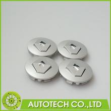 4 x 57mm Renault Wheel Hub Cap Emblem 57mm Koleos Logan Fluence Duster Megane Scenic Renault Center Cap 8200043899(China (Mainland))