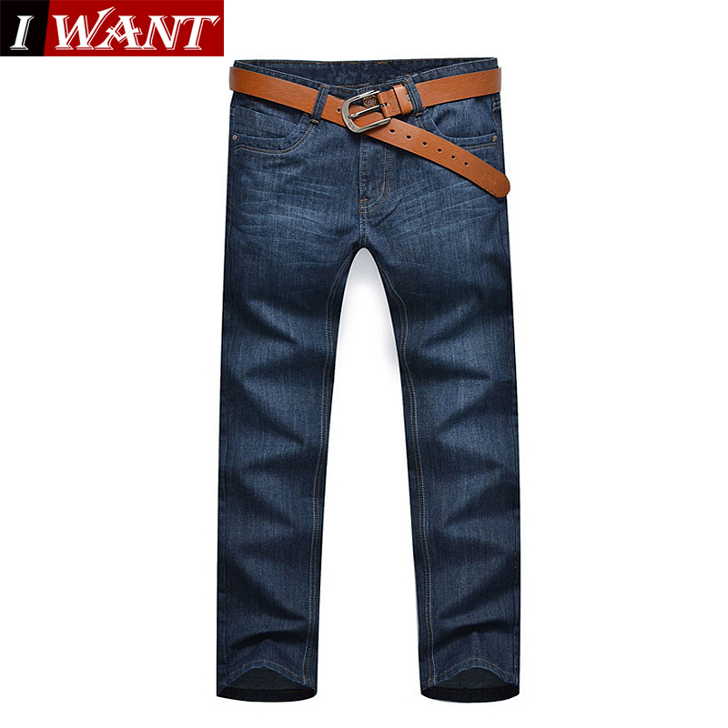 2015 New Fashion High Quality Famous Brand Men Jeans Cotton Denim Jeans Casual Straight Washed Pants Levy Jeans plus Size:28~38(China (Mainland))
