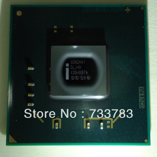 INTEL BD82H61  integrated chipset 100% new, Lead-free solder ball, Ensure that new and original, not refurbished or teardown