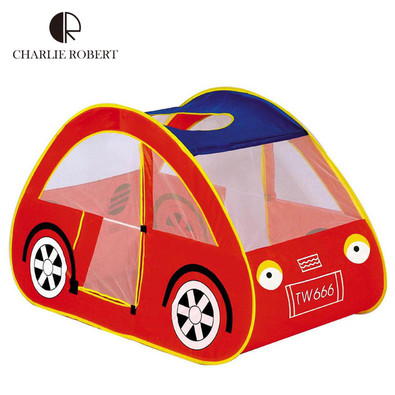 Kids Tent Teepee Inflatable Bubble Tent Car Playhouse Hiking Beach Play Tents Indoor Outdoor Games House Toys 126*70*76cm HT2416<br><br>Aliexpress