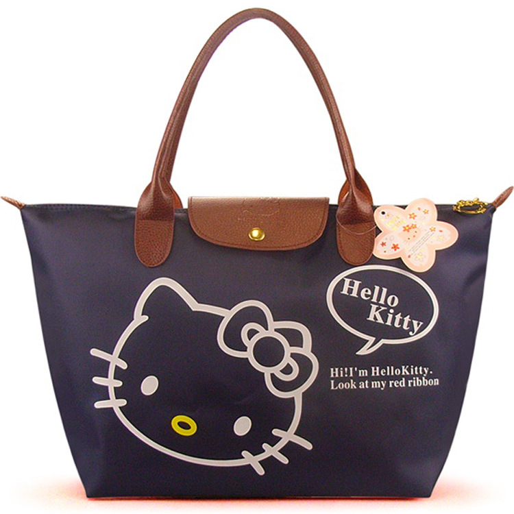 Excellent HELLO KITTY POLKA DOT FASHION WOMEN39S BAG TOTE BAGSSHOULDER BAGS