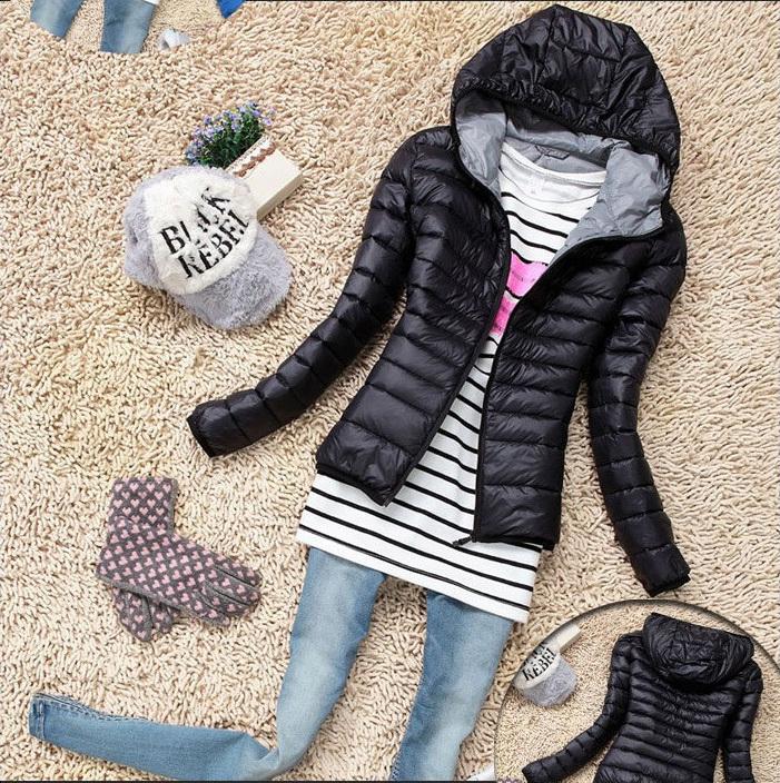 Hot Sale Women Cotton Jacket Hooded Women Coat Plus Size Thicken Winter Short Cotton Padded Outwear Casual Slim Women Jackets(China (Mainland))
