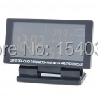 "3.8"" LCD Digital Clock with In/Outside Thermometer + Voltage Measuring Bar for Vehicles(China (Mainland))"