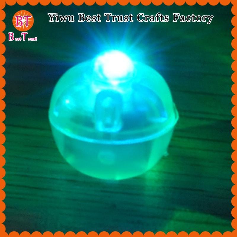 1000pcs/lot Round Led ball lamp balloon light for Paper Lantern Balloon light party wedding decor flashing balloon light(China (Mainland))