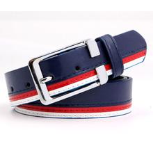 Buy 2016 New Designer Famous Brand Luxury Belts Men Women Belts Female Waist Strap Faux Cowskin Leather Alloy Buckle Belt for $6.99 in AliExpress store