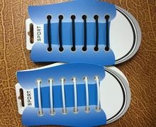 10 pieces/Lot 60mm Shoelaces No Tie Shoelaces Elastic Leather Shoe Laces For Men Wholesale Price(China (Mainland))