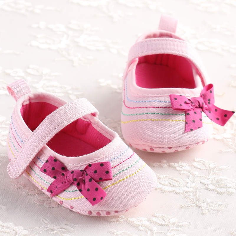 Hot Pink Mary Jane newborn baby girl Shoes Girls Toddler
