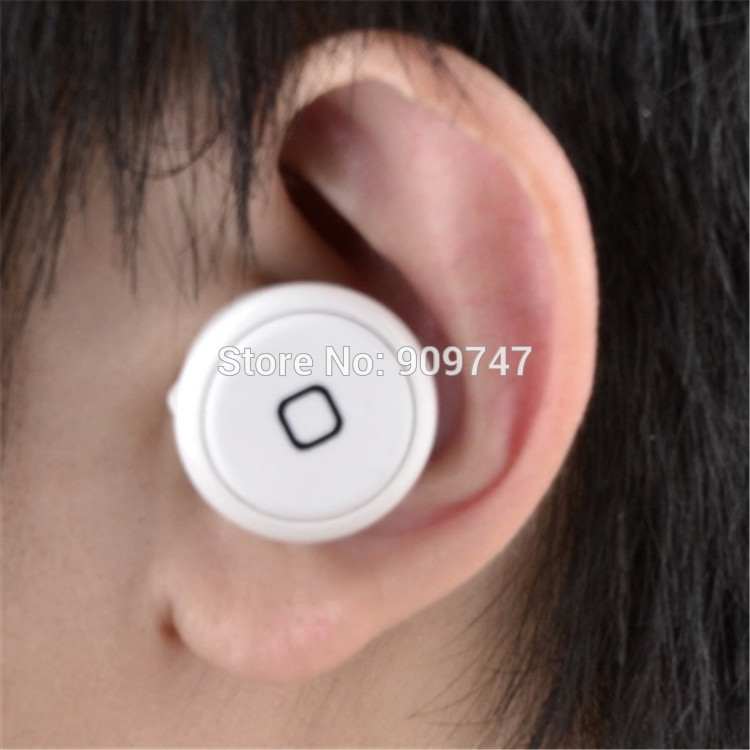 For Bluetooth Headset Earphone Super Mini Patent Design Medical Material Four Color for Bluetooth Headphone