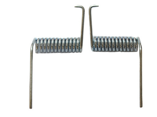 Galvanized Metal Spring Steel Small Coil Torsion Springs Manufacturer(China (Mainland))