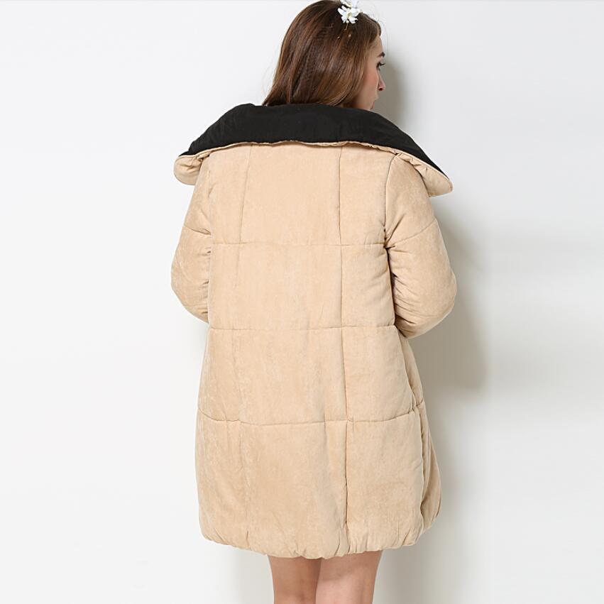 беременных женщин материнства твердых хлопка пальто держать женщин теплая куртка толщиной одежда женщин основные одежды