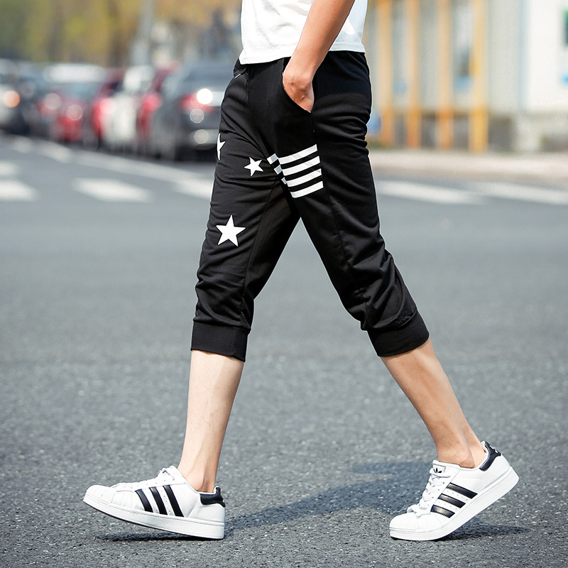 Fashion Men Casual Beach Pants fashion men s casual pants