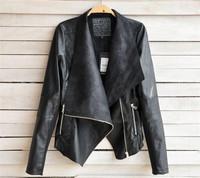 Женская одежда из кожи и замши Brand New CX656599 Women Blazer