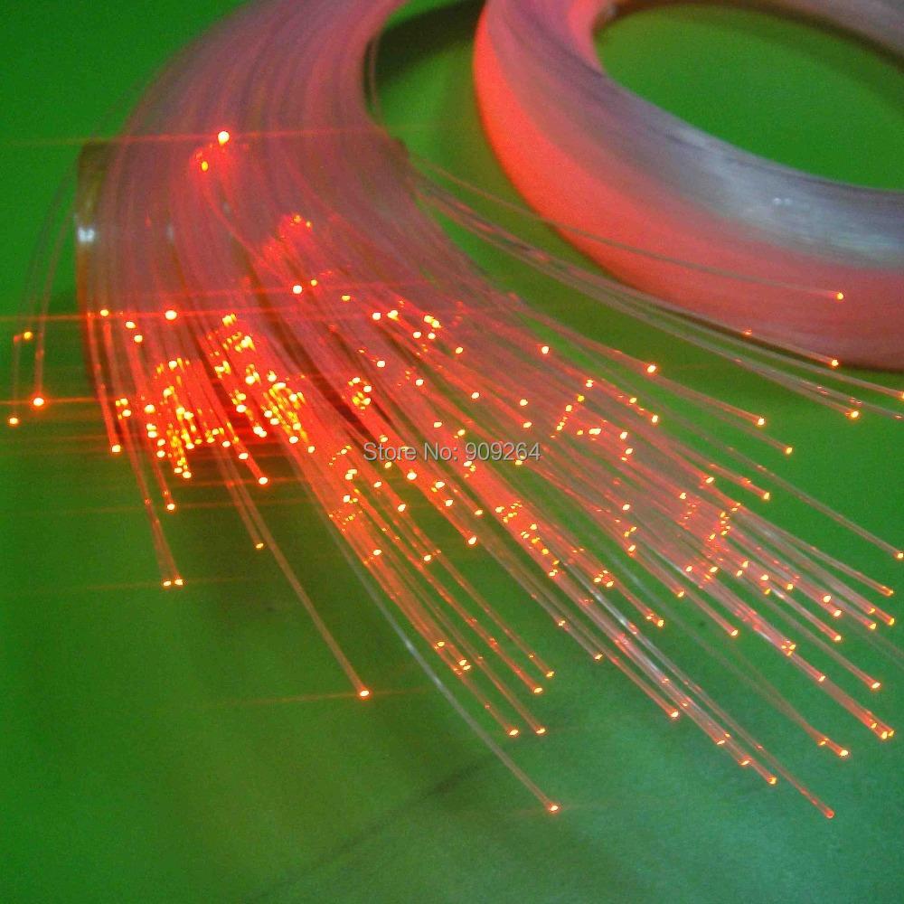 PMMA optical fiber kit includes: 180fibersx0,75mm+40x1,0mm+20x1,5m+10x2,0mmx2,5meter,, brand new strans - Westbay Led Lighting Co.,Ltd store