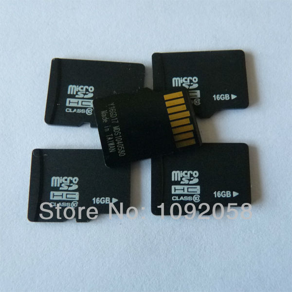 Memory cards Micro SD card 32GB class 10 64GB 16GB Microsd TF Pen drive Flash + Adapter