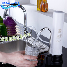 Buy ABS shell, Faucet-mounted water purifier,descaling,easy install,Super filter,Safe drinking water,Reusable Filter for $35.00 in AliExpress store