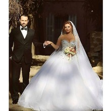 Custom Made Elegant Fancy Wedding Bridal Accessories 3M Cathedral Length Tulle Wedding Veil with Beads Bridal Veil(China (Mainland))