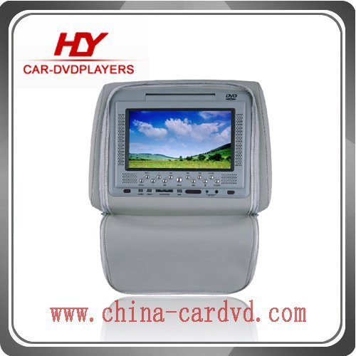 Car Headrest DVD Player No.668