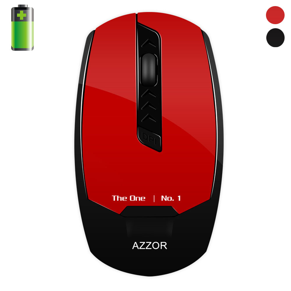 Rainbow 2.4GHz Wireless 5D Rechargeable 2400DPI 5 Buttons Optical Gaming Mouse(China (Mainland))