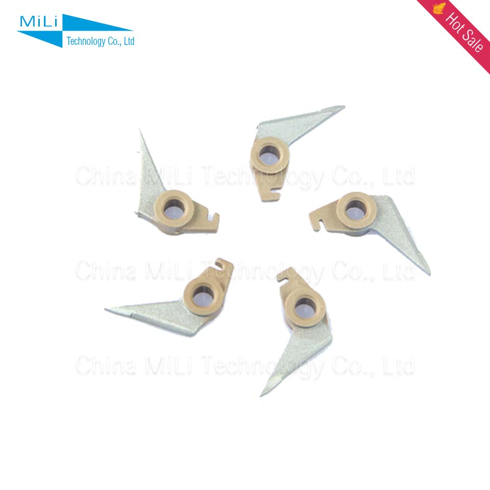 5Pcs/Set For Kyocera KM 1860 2360 3060 4065 OEM New Fuser Separation Claw Printer Parts On Sale(China (Mainland))