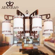 Hot sale LED E27 Copper Glass Chandelier Lamp Lustres De  Suspension Classic LED Light Fixture BL8020-8(China (Mainland))
