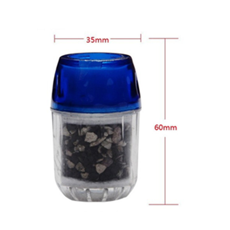 Гаджет  Activated Carbon Tap Water Water Purifier Use For Kitchen Faucet Tap Water Filter Purifier  None Бытовая техника