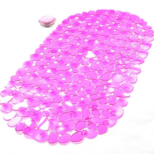 F09935/8 JMTTOP 1 Piece Pebble Style Non-Slip Mat Applique Anti Slip Bathroom Bath Shower Floor Many Color Options(China (Mainland))