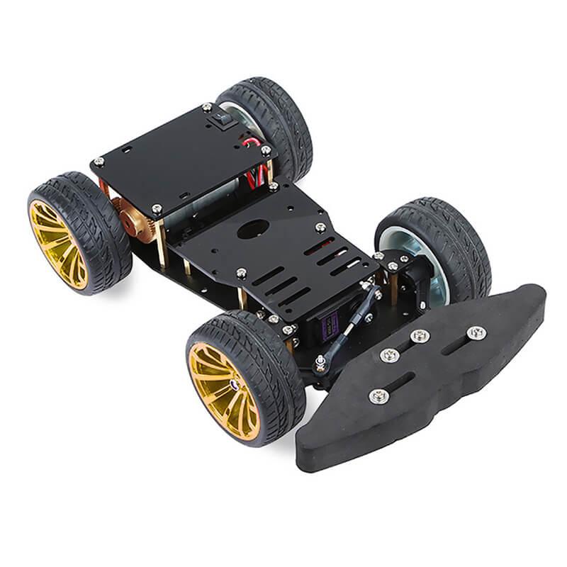 Arduino 2WD Smart Robot Platform: With 2-Wheel
