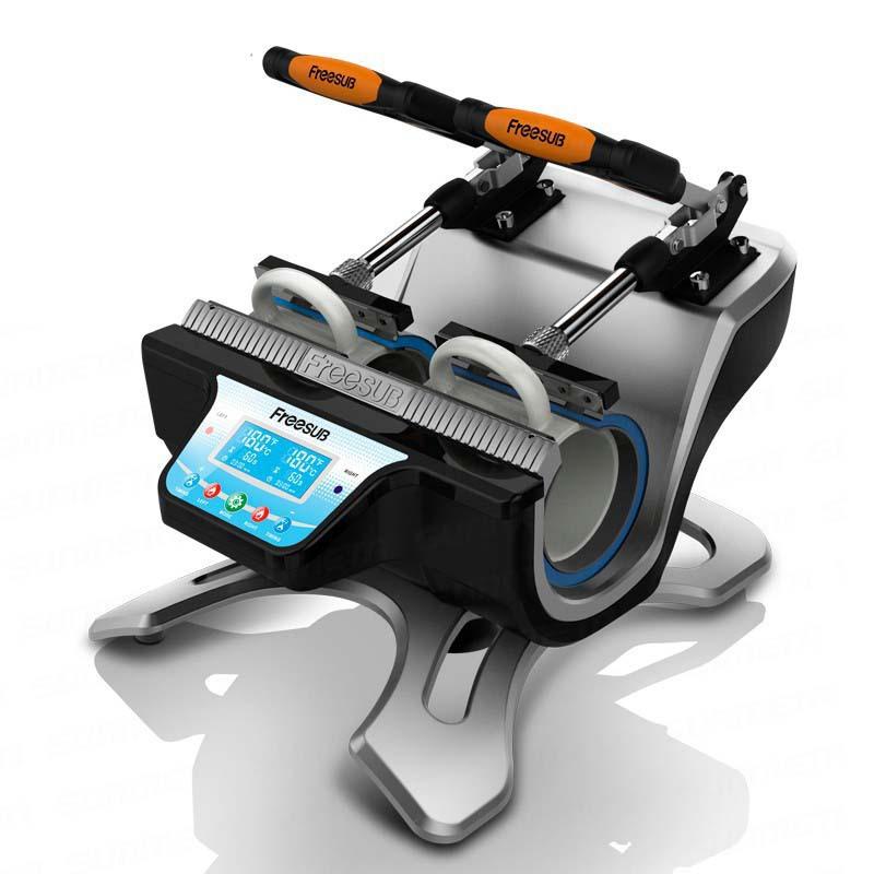 High Quality Double-Station Mug Heat Transfer Press Machine(China (Mainland))