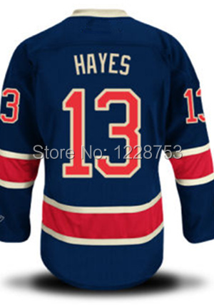 2015 New New York Rangers Mens Jerseys #13 Kevin HAYES Navy Ice Hockey Jersey4590<br><br>Aliexpress