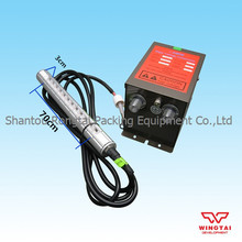 Anti Static Ion Bar Device For  Removing Electrostatic For Packing Machine(Effective Length70cm,total length 76cm)(China (Mainland))