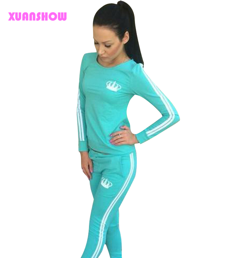 Aliexpress.com : Buy 2016 Tracksuits for Women Pnats ...