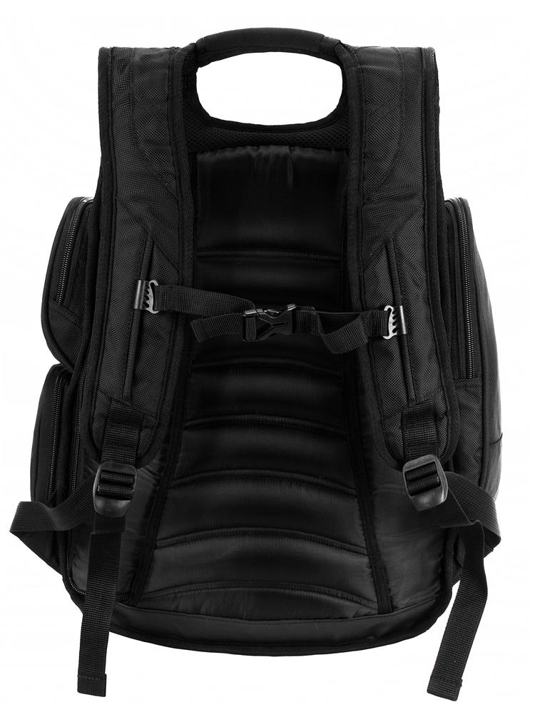 VN high quality business backpack men's travel bags famous brand men's backpacks nylon black hiking backpack computer bag