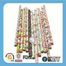 Бумага соломинки дамаст бумага соломинки для ну вечеринку бумага оголённый соломинки бумага соломинки 1000 шт