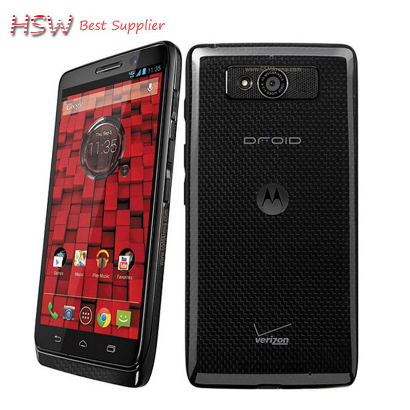 "100% Original Unlocked Motorola DROID Mini XT1030 mobile phone 4.3""Touch screen 2GB Ram 16GB Rom 3G WIFI GPS cell phone(China (Mainland))"