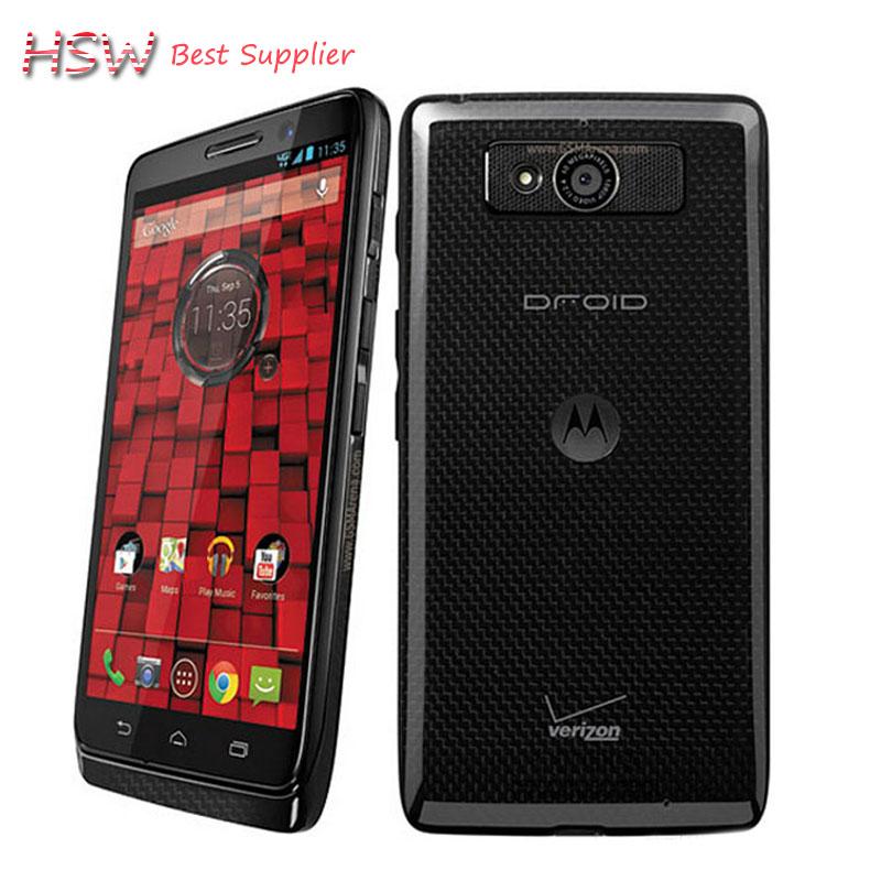 "100% Original Unlocked Motorola DROID Mini XT1030 mobile phone 4.3""Touch screen 2GB Ram 16GB Rom 3G WIFI GPS cell phone(China (Mainland))"